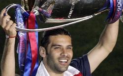 Cựu sao Barca bị cáo buộc buôn lậu ma túy