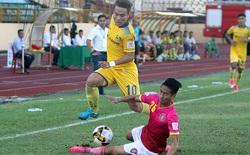 """Sân Vinh, SLNA - Hải Phòng 2-3: """"Người cũ"""" và trọng tài khiến SLNA ôm hận"""