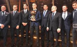 Tỷ số năm 2012 là 4-1 và tưởng chừng Ronaldo không bao giờ đuổi kịp Messi