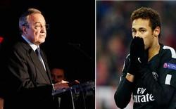 Florentino Perez: 'Neymar sẽ giành Quả bóng Vàng như Ronaldo nếu đến Real'