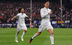 """Ronaldo thử lửa hoàn hảo, xứng danh """"vàng mười"""" giúp Real đại thắng"""