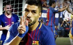 Đã đến lúc Suarez tạm nhường chỗ cho Paco Alcacer