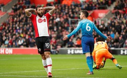 Chưa hết choáng sau trận thua Man United, Arsenal nhận thêm đòn tối tăm mặt mũi