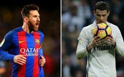 """Ronaldo quá """"đen"""" khi sinh cùng thời với Messi"""