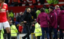 """Guardiola: """"Nếu M.U thấy bị xúc phạm bởi màn ăn mừng thì tôi xin lỗi"""""""