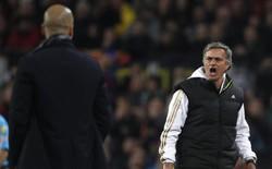 Mourinho và Guardiola, hãy ngừng đổ lỗi để tập trung vào bóng đá