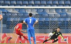 Công Phượng ở đâu khi U23 Việt Nam thua Uzbekistan?