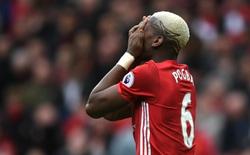 """Paul Pogba là """"thương binh"""" mới, Man United đau đầu vì chấn thương"""
