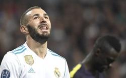 """""""Sát thủ"""" Real Madrid tệ đến mức nào khiến CĐV tức giận đòi thay thế?"""