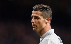 Ronaldo chấn thương trước lượt đi vòng 1/8 Champions League