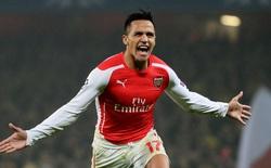 Alexis Sanchez đòi rời Arsenal, một kẻ bị bỏ rơi bỗng thấy đầy hy vọng