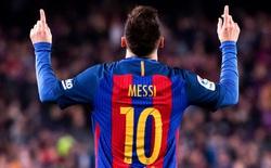 Messi vĩ đại đến thế là nhờ... Real Madrid