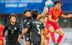 """Thái Lan quyết """"ghi bàn danh dự"""" sau 11 lần thủng lưới ở đấu trường châu Á"""