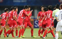 """Đả bại đối thủ, Triều Tiên vẫn """"buồn"""" vì không thể thắng trắng 9 bàn"""
