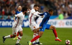 Sao trẻ U20 Pháp bùng nổ, lo cho U20 Việt Nam