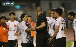 Sau khi làm trò hề, CLB Long An xin lỗi CĐV và BTC V-League