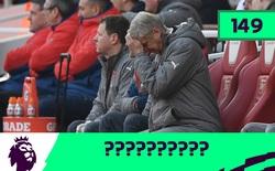 Con số biết nói: 149 lần Wenger khiến người Anh hổ thẹn