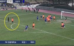 Xuân Trường vào sân, Gangwon FC có chiến thắng sát nút