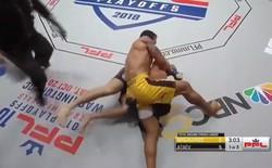 Sau màn hạ đo ván võ sĩ hạng nặng của Mỹ, tay đấm Nga thảm bại vì dính đòn hiểm