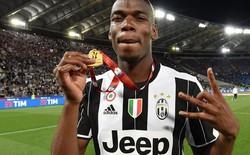 Juventus gặp người đại diện của Pogba để thương thảo về 3 bản hợp đồng