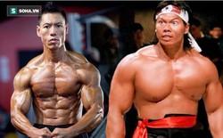 """Lực sĩ mạnh nhất Trung Quốc và """"cú đấm ngàn cân"""" khiến Chân Tử Đan phải choáng váng"""