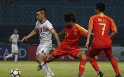 """Trung Quốc gục ngã sau trận cầu bạc nhược, đối diện nguy cơ bị """"đá bay"""" khỏi giải châu Á"""