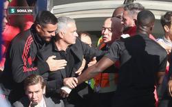 """HLV Mourinho mỉa mai trọng tài, gọi trận hòa là """"cái kết khủng khiếp"""" với Man United"""