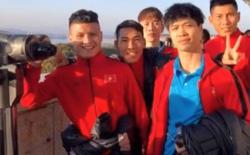 Clip: Tuyển Việt Nam thăm khu phi quân sự giới tuyến Hàn Quốc - Triều Tiên
