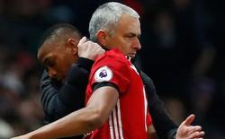 Sao trẻ Martial tiết lộ sốc về mâu thuẫn với HLV Mourinho?