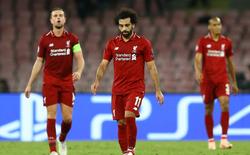 """Liverpool """"ngã ngồi"""" ở Italia, khiến Man United trở thành đội bóng Anh cao điểm nhất"""