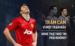 Michael Carrick: Suýt tan tành sự nghiệp bởi 2 năm trầm cảm do Messi gây ra