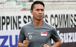 Trụ cột ĐT Singapore chính thức chia tay AFF Cup 2018
