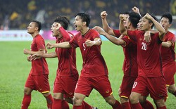 Malaysia 2-2 Việt Nam: ĐT Việt Nam tạm chiếm lợi thế với bàn thắng trên sân khách