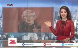 Đấu giá bức tranh vẽ HLV Park Hang-seo, khởi điểm 5000 USD