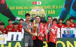 Đàn em Quang Hải không thể giúp Việt Nam tránh trận thua trước đội bóng trẻ Nhật Bản