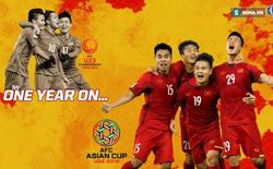 Chưa hết kinh ngạc, báo châu Á tin tuyển Việt Nam sẽ lập kỳ tích mới ở Asian Cup