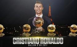 Cristiano Ronaldo: Biểu tượng cho quyết tâm vươn lên số 1