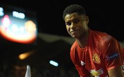 "Marcus Rashford: Mourinho ""bó tay"", Man United phập phồng lo sợ cho ""viên ngọc quý"""