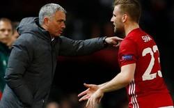 Luke Shaw hết chịu nổi, quyết định 'tố' Mourinho lên cấp trên