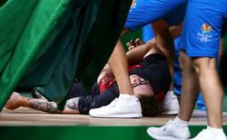 Video: Vừa nâng tạ, VĐV ngất xỉu ngay trên sàn đấu