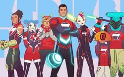 Ronaldo hóa thân thành thủ lĩnh siêu anh hùng, có phim hoạt hình riêng