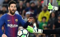 Levante - Barca: Kỳ tích đã ở rất gần