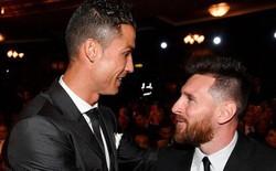 Ronaldo, Messi và cuộc đua quyết liệt cho Quả bóng vàng World Cup 2018