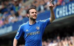 Chelsea và Juan Mata: Mối lương duyên đẹp nhưng kết thúc không có hậu