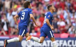 """Lá chắn sống của Old Trafford """"sụp hầm"""", Quỷ đỏ dâng chức vô địch cho Chelsea"""