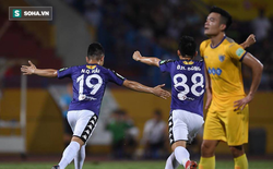 """Hà Nội FC ngạo nghễ vùi cả V.League dưới chân sau màn rượt đuổi """"như phim hành động"""""""