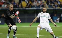"""Biếu Real Madrid 2 bàn thắng, thủ môn Liverpool """"sáng"""" nhất Champions League"""