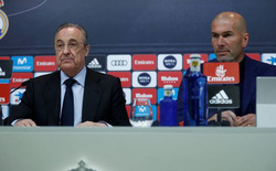 Zidane hé lộ tương lai sau khi rời khỏi Real Madrid