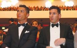 Quả bóng Vàng 2018: Messi và Ronaldo cạnh tranh khốc liệt