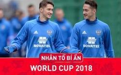 """Cặp song sinh nước Nga: 15 tuổi bị chê """"gầy yếu thấp bé"""", 22 tuổi là hi vọng tại World Cup"""